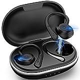 Muzili Bluetooth 5.0 Kopfhörer Sport[2021 Neuestes Modell]...