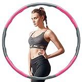 Hamazar Fitness Reifen Hoop für Erwachsene & Kinder zur...